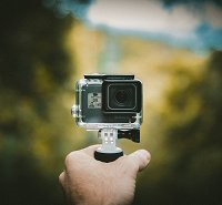 Top 10 action cameras similar to GoPro