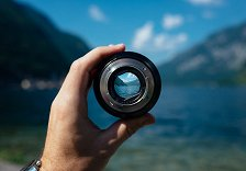 What is the focus definition in photography