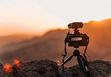 What does the word tripod mean in photography