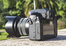What does DSLR mean in camera language