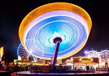 What are motion blur photography settings