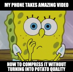 How to compress a video for free