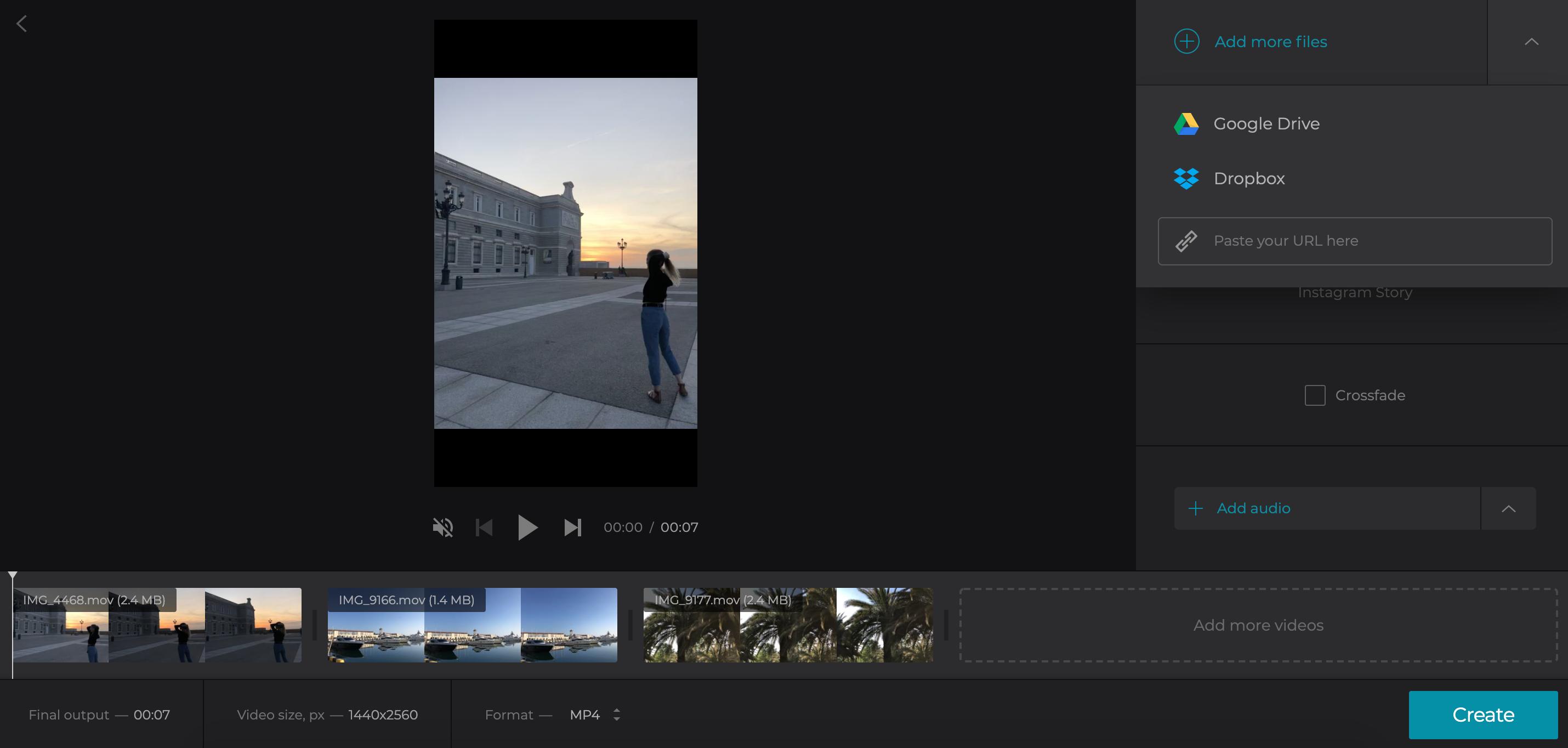 Online Tiktok Video Maker Clideo