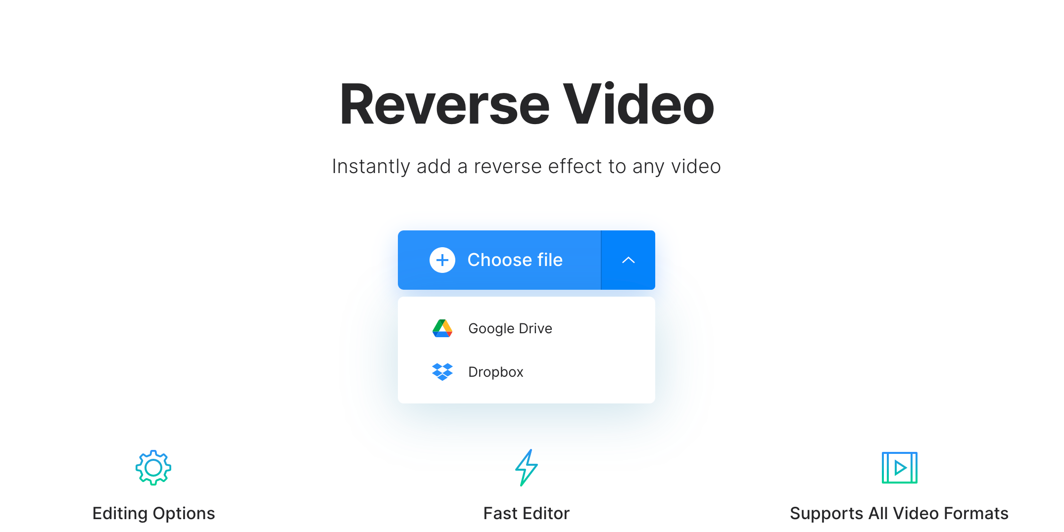 Paste a link to a YouTube video