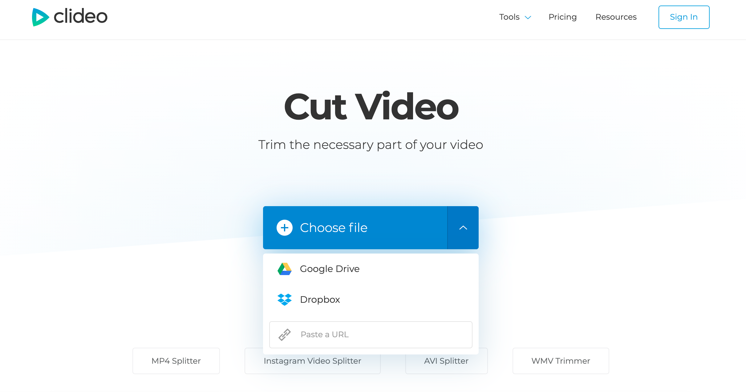 Upload YouTube for MOV conversion