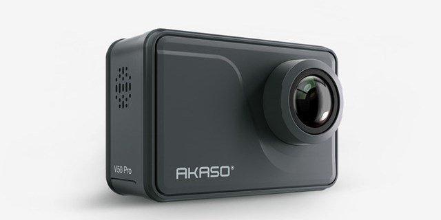 Akaso V50 is a cheap alternative to GoPro