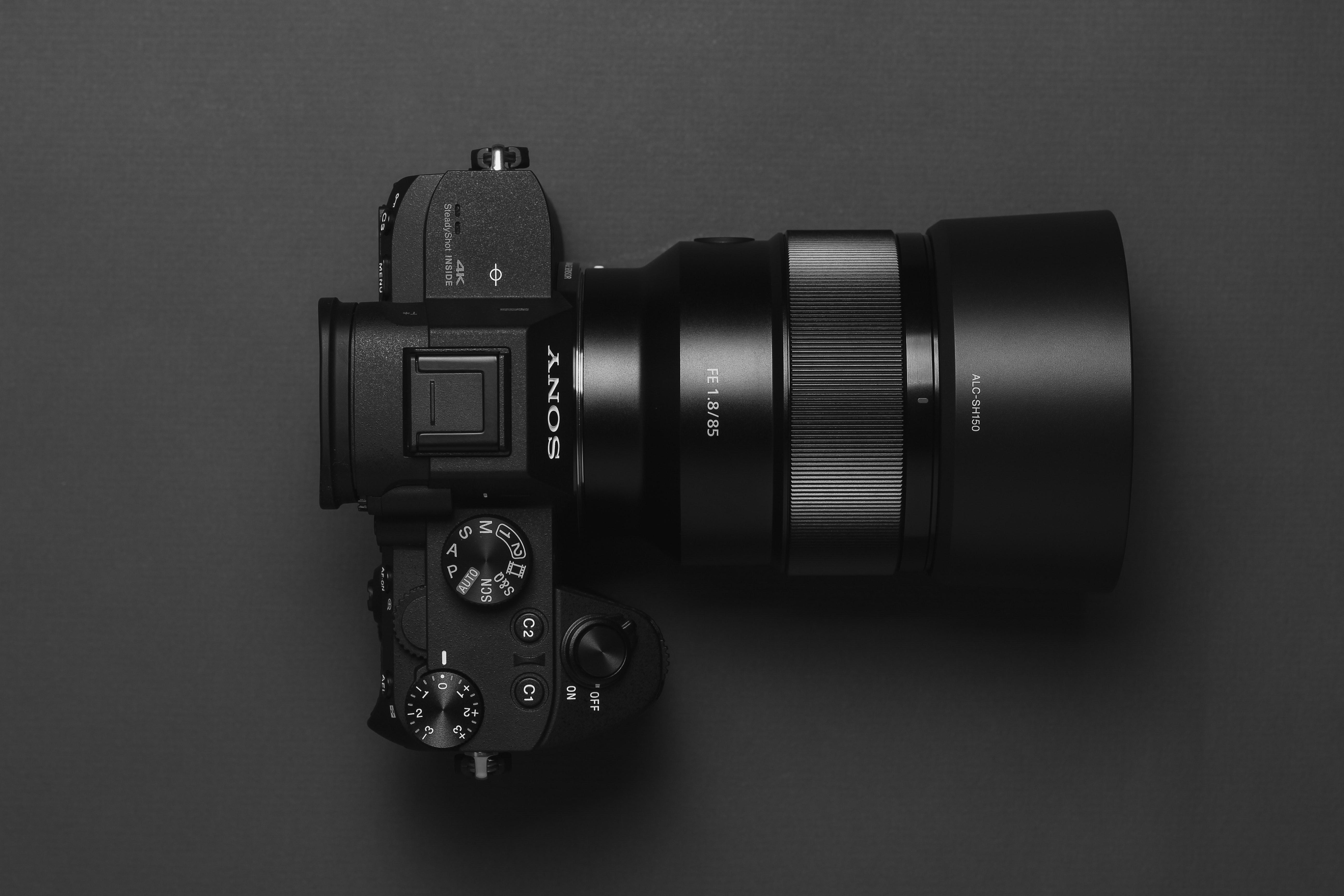 Digital camera modes wheel