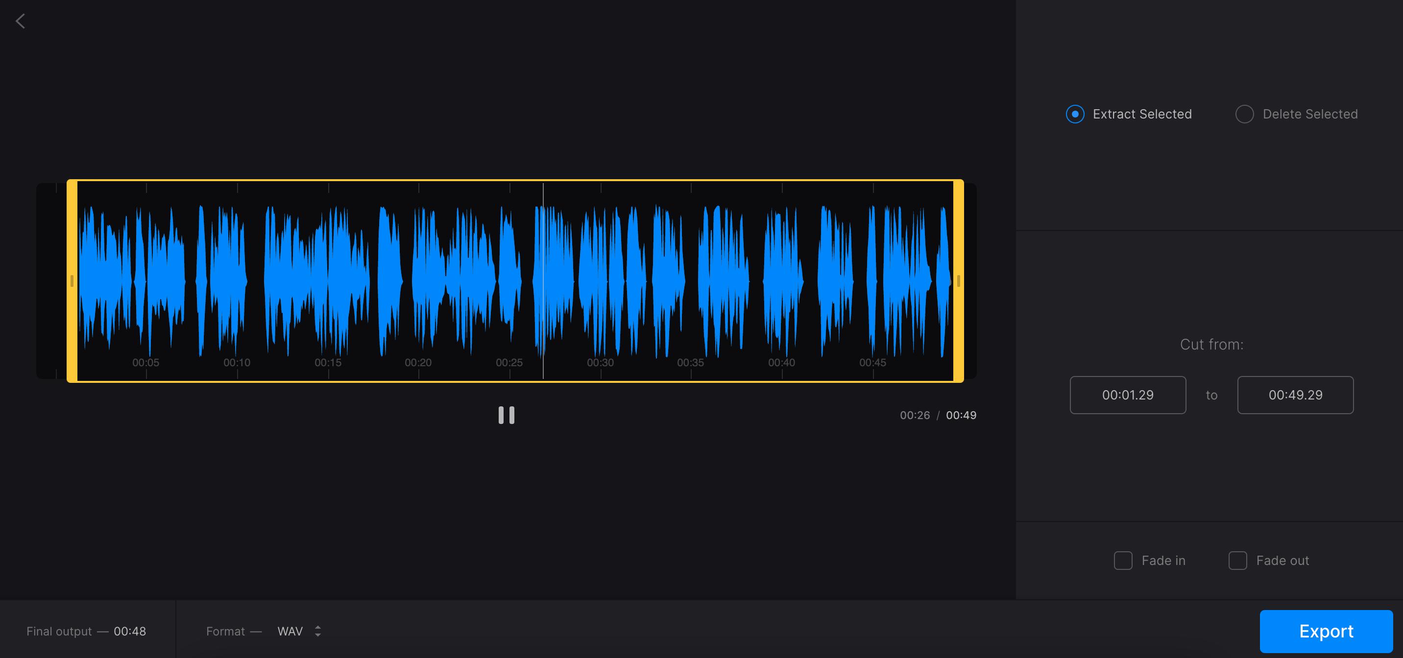 Adjust Soundcloud song to download