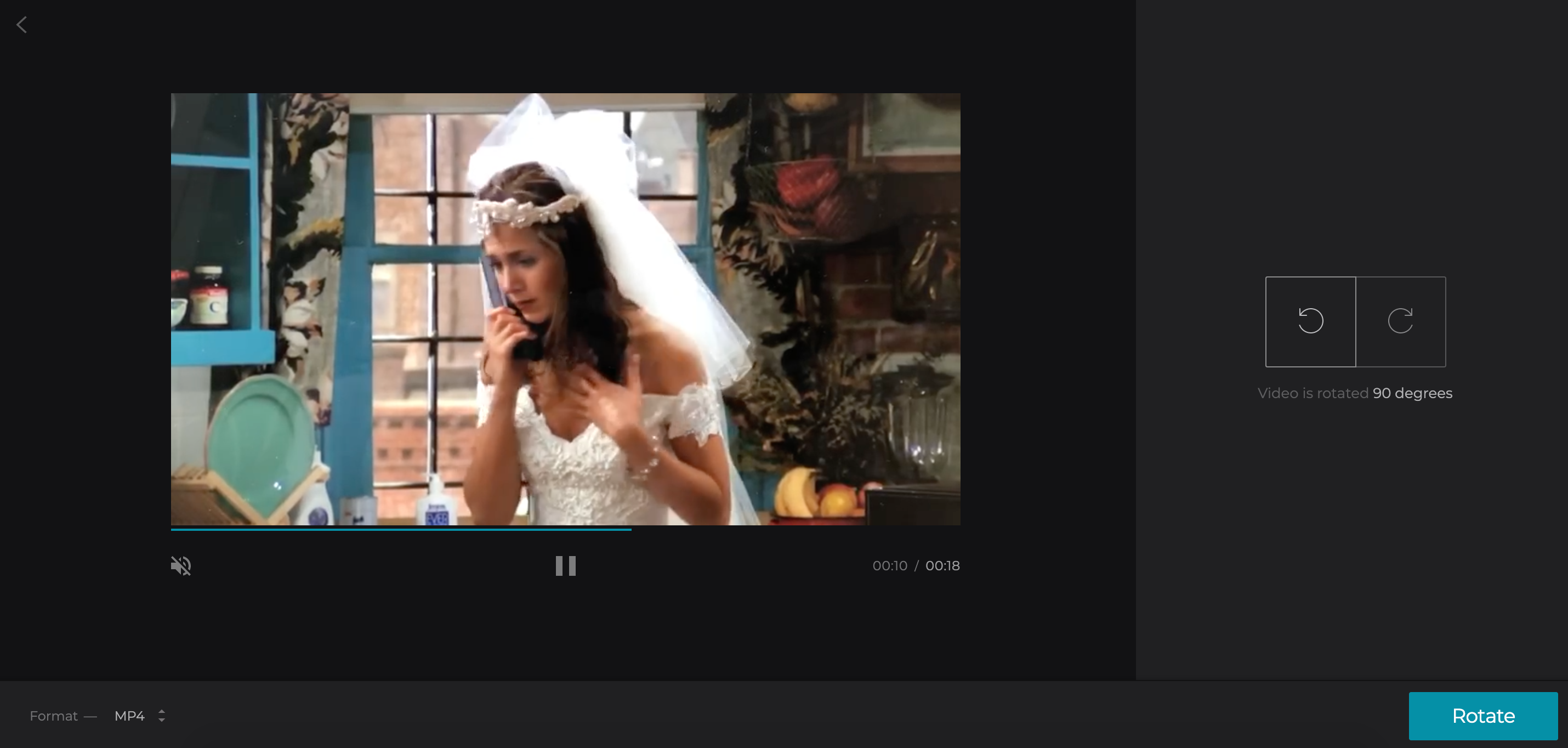 Rotate video on Windows