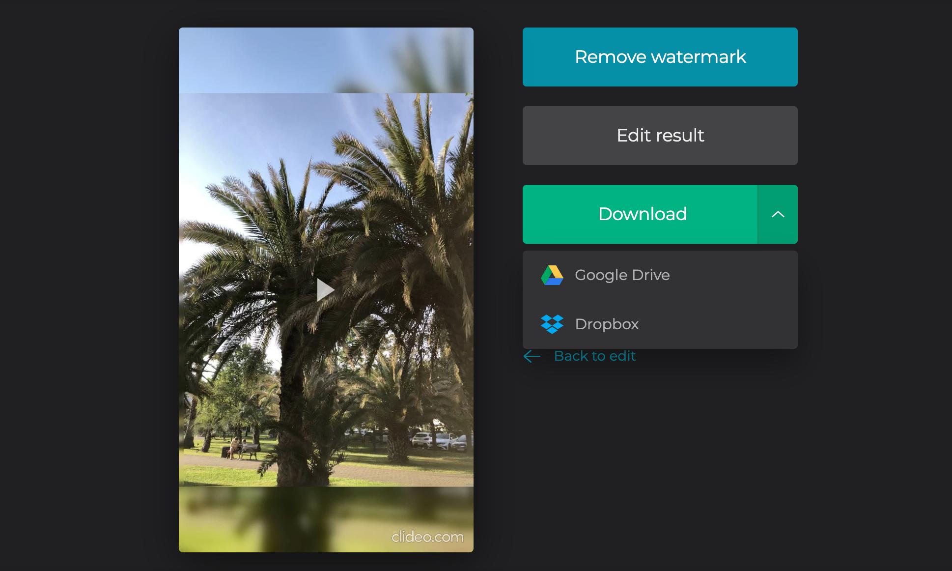 Download video resize for TikTok