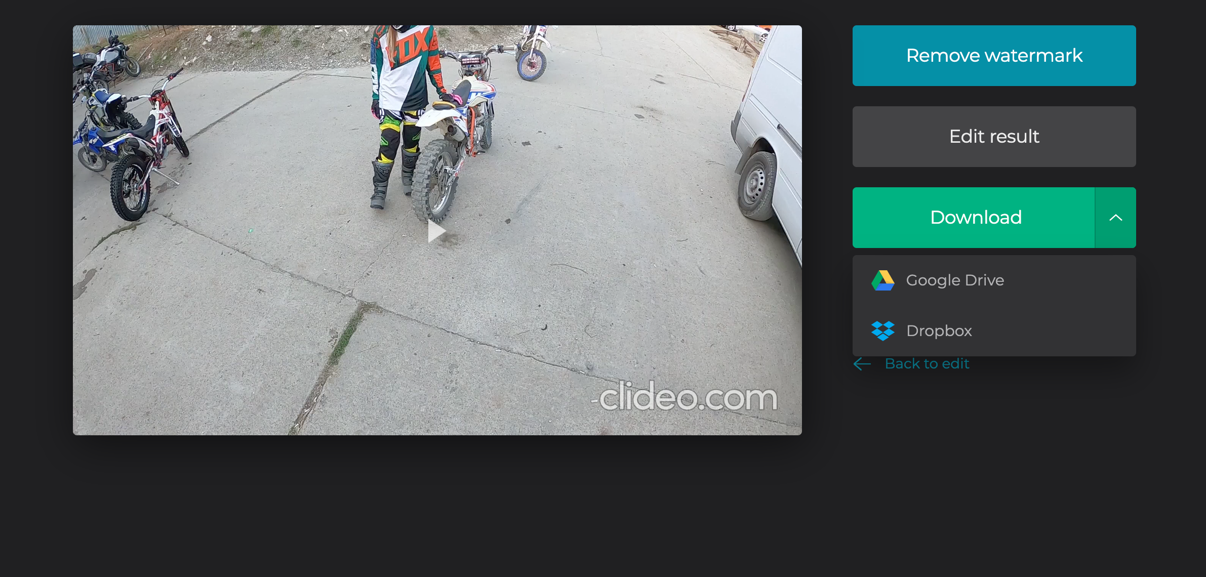 Download slideshow on Mac
