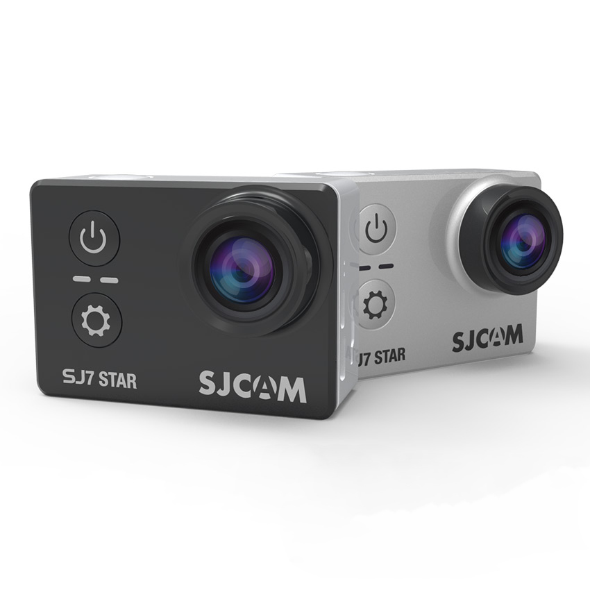 SJCAM SJ7 Star of different colors similar to GoPro