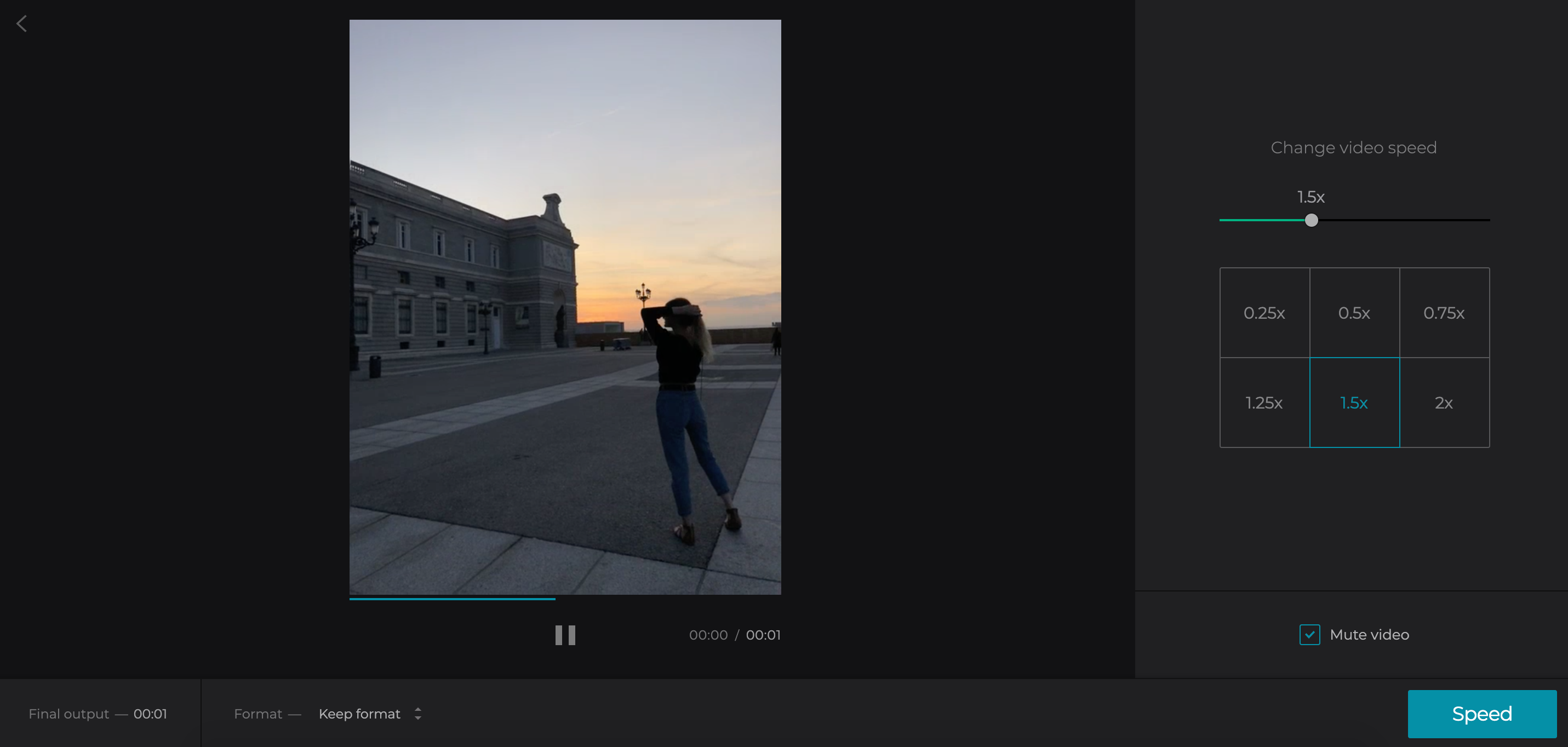 Speed up video on Windows 10