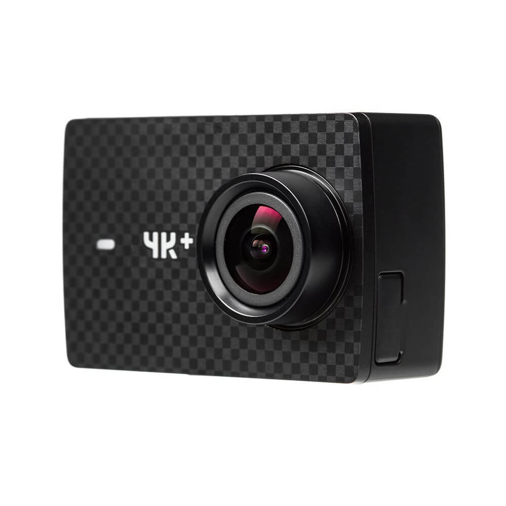 Black Yi 4K+ is one of the best cameras similar to GoPro