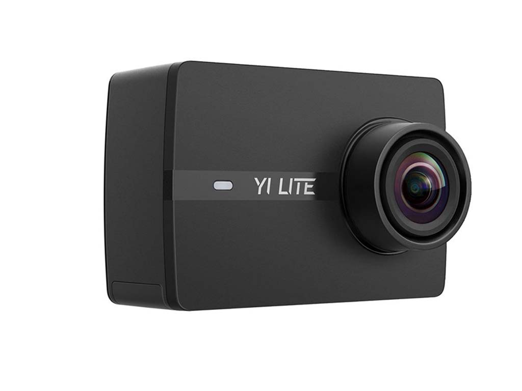YI Lite little video camera like GoPro